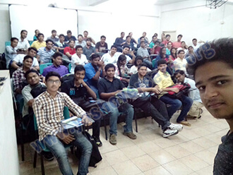 fatima university class rooms with all students