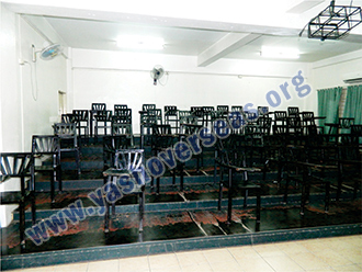 fatima university class-rooms