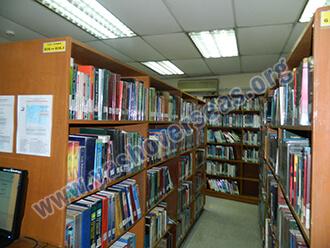 fatima university library rooms