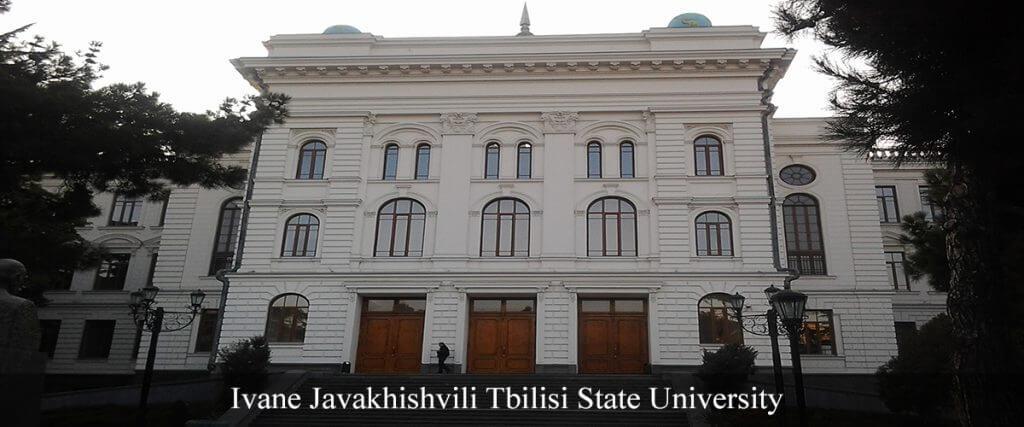 ivane-javakhishvili university image