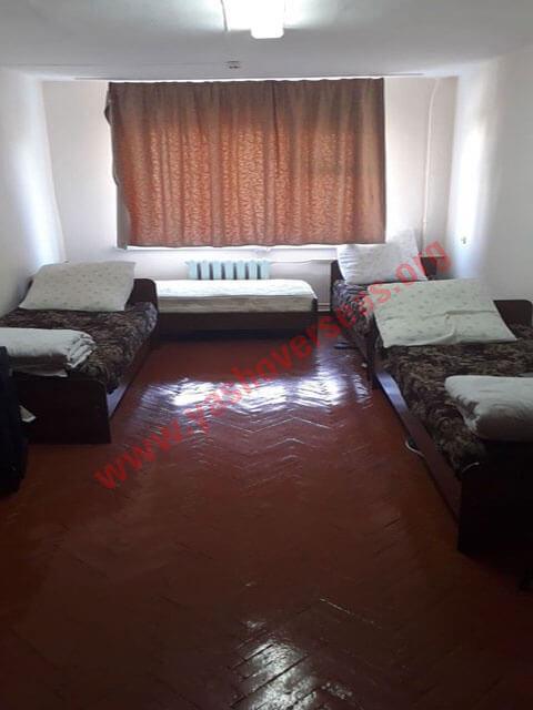 kabardino hostel room